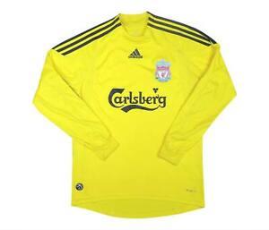 Liverpool 2009-10 Authentic GK Shirt (bene) L Ragazzi Calcio Jersey