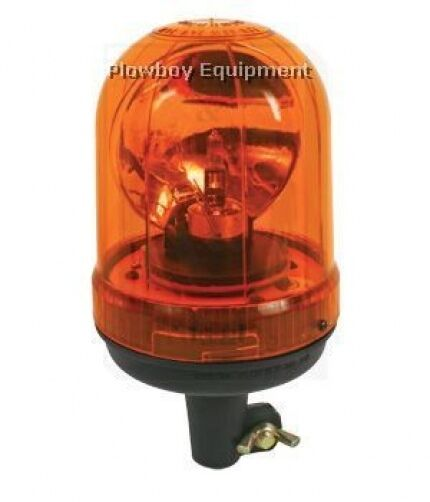 ip magnetic beacon amber light led lighting