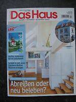 Das Haus - Bauen - Wohnen - Schöner Leben März 2015