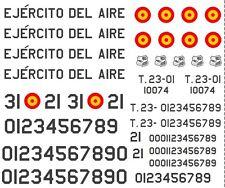 CALCA A400M. EJERCITO DEL AIRE ESPAÑOL 1/144