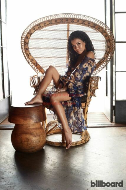 24 inch X 36 inch JHENE AIKO Hollywood Celebrity Art Photo Poster 10