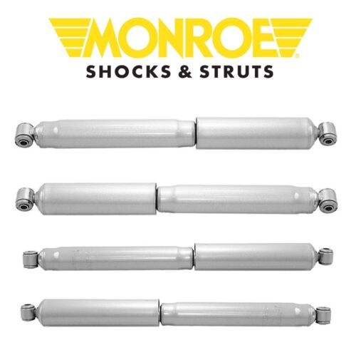 For Ford F-250 F-350 4WD Front /& Rear Shock Absorbers KIT Monroe