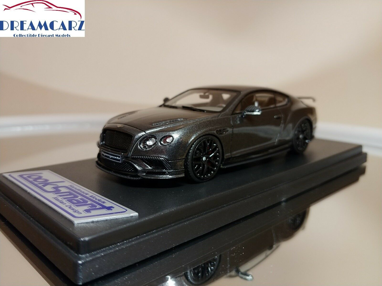 LookSmart LSBT012A 1/43 Bentley Continental Supersports 2017
