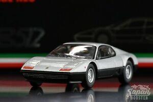 Tomica Limited Vintage Neo 1 64 Ferrari Bb512 Silber Ebay