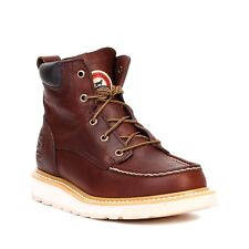 "Red Wing Irish Setter Men's Ashby 6"" Aluminum Toe Work Boots 83606"