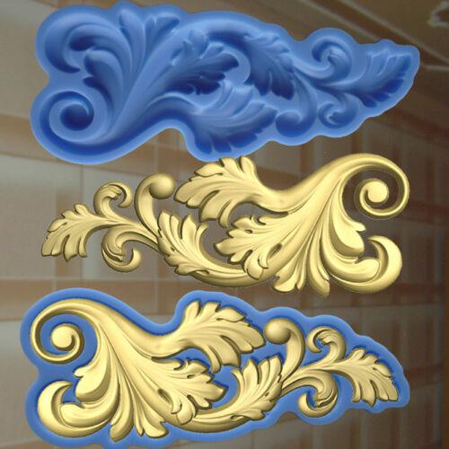 142 Moulds in stucco ornamento in silicone forma лепка in rilievo ornamento a soffitto