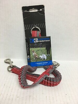 Canine Equipment 1/'/' Bungee Coupler New