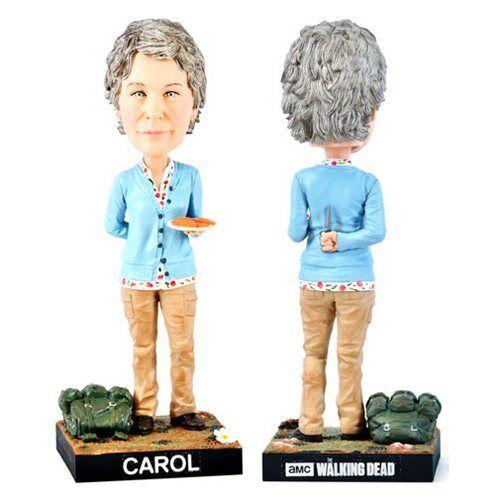The Walking Dead Carol Bobble Head