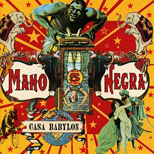 Mano Negra - Casa Babylon [CD]