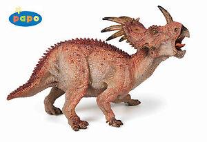 X32-PAPO-55020-Styracosaurus-Dino-Saurier-Dinosaurier-Safari-Tierfiguren