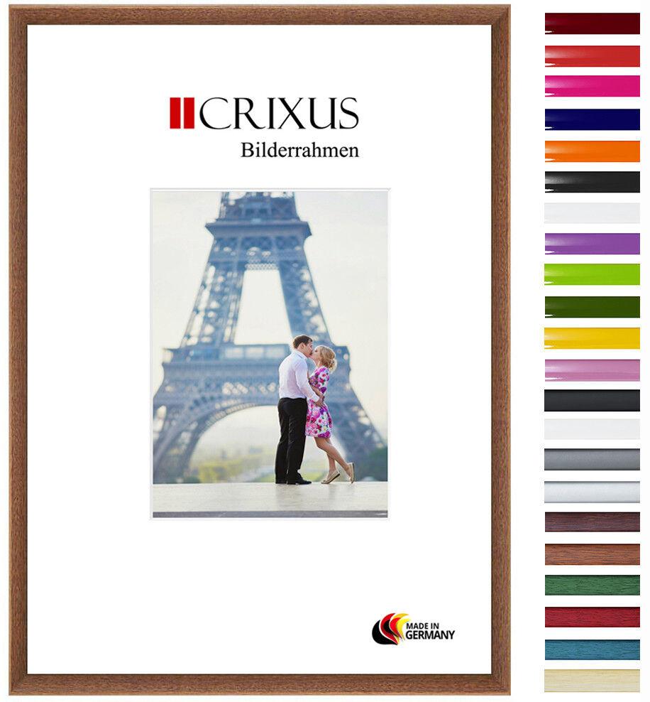 Crixus23 Vero Legno Cornici in di Quercia Rustico Marronee Foto Foto Foto Poster B _ 67 100ffd