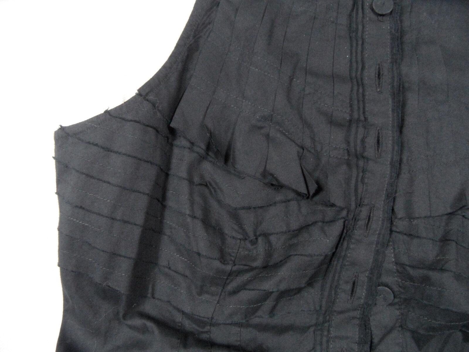 HOSS Homeless schöne ärmellose Blause schwarz schwarz schwarz Gr. 40 NEU BB1018 | Gewinnen Sie hoch geschätzt  | Moderner Modus  | Produktqualität  7315b3