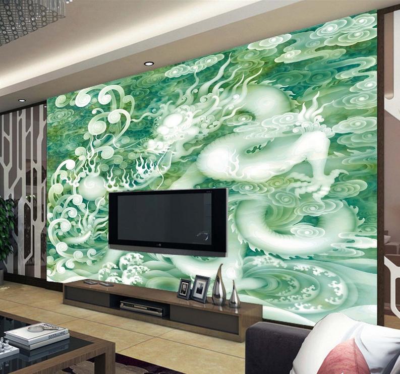 3D Grüne Jade Textur 67 Tapete Tapeten Mauer Foto Familie Tapete Wandgemälde