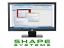 thumbnail 1 - HP-ProDisplay-P222va-21-5-034-1920x1080-Full-HD-1080p-LED-Monitor-99-ex-VAT