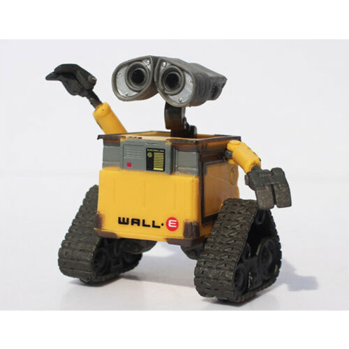 Wall.E Toys Kids Action Figures Robots Eve Cartoon Toys Model Collection Wall