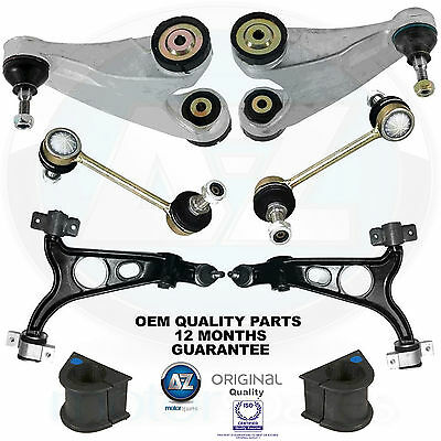 For Alfa Romeo 147 156 TS GT Front upper lower suspension wishbones arms links