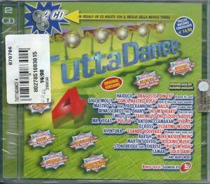 Tutta-Dance-4-Tutta-Tribal-2-2004-2-CD-NUOVO-Dragostea-Cuando-Volveras-Balla