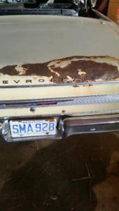 1964 Malibu chevelle ss convertible