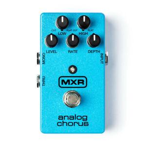 Used MXR M234 Analog Chorus Guitar Effects Pedal