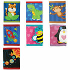 Stephen Joseph Child's Wallet for Boys or Girls CHOOSE CHARACTER