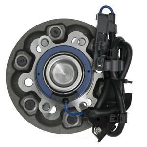 New Front Driver Left Wheel Hub and Bearing Assembly With Warranty RWD NT515104