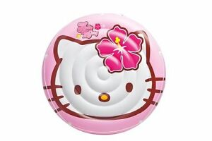 Intex-Luftmatratze-Wasserliege-Badeinsel-HELLO-KITTY-SMALL-ISLAND