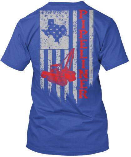 Sensational Texas pipelinier Drapeau américain-Standard Unisexe Standard Unisexe T-Shirt