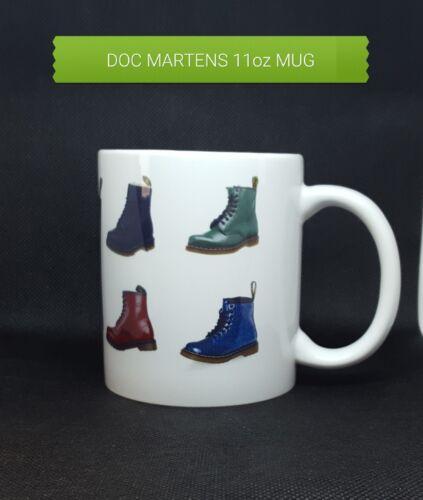 DOC MARTENS 11oz NOVELTY COFFEE MUG