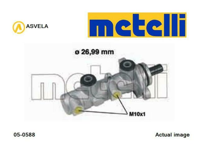 Brake Master Cylinder PML281 TRW 558388 93189715 Genuine Top Quality Replacement