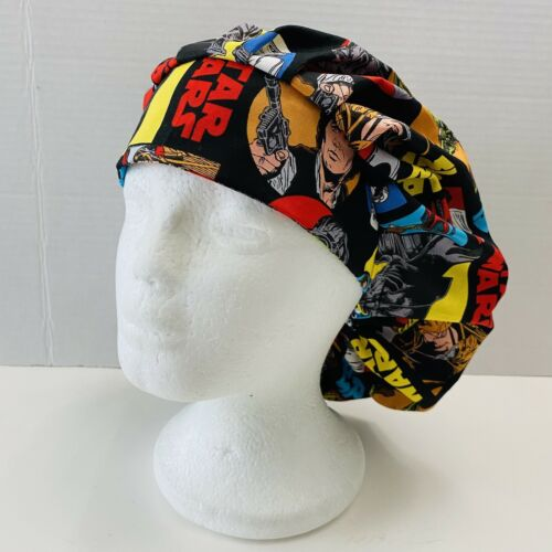 surgical//medical cap bouffant style STAR WARS