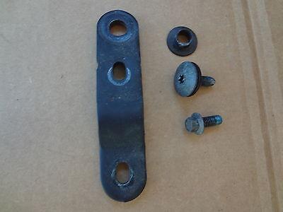Ridetech 19002005 Kit de folha de ar sobre