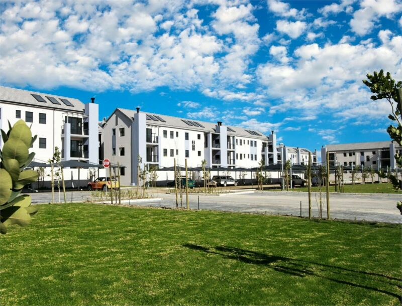 Blle Lily Lane Apartments - Brand New Apartments Now Selling From R1 159 900