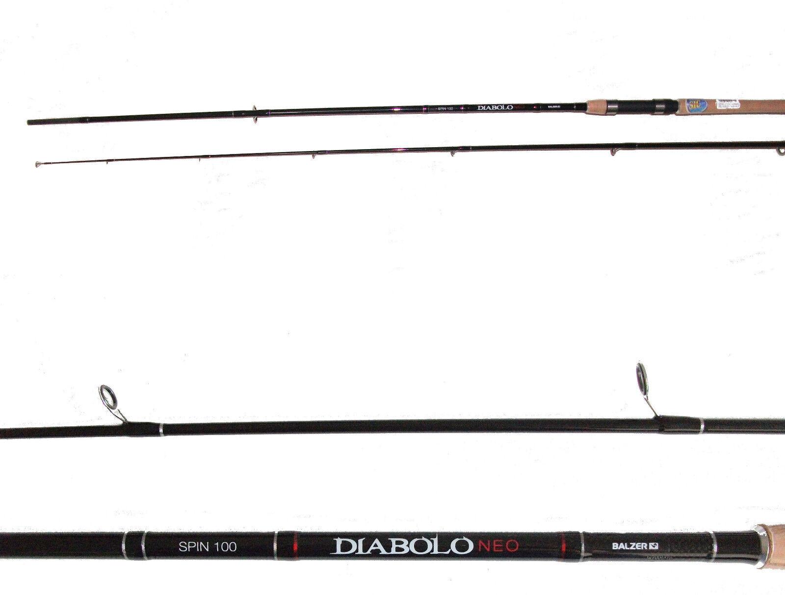 Balzer Diabolo NEO IM-7 Spin 100 neu 40 100 Wg 285 cm neu    Spielen Sie Leidenschaft, spielen Sie die Ernte, spielen Sie die Welt