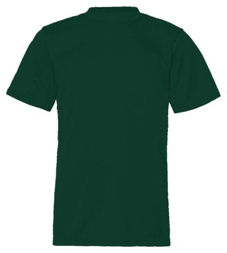 C5200 C2 Sport Boys New Athletic Performance Polyester Short Sleeve T-Shirt