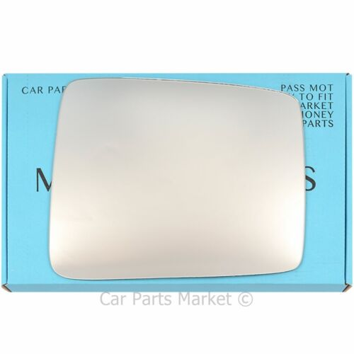 Right Driver side Wing mirror glass for Nissan Patrol Y60 1987-1998