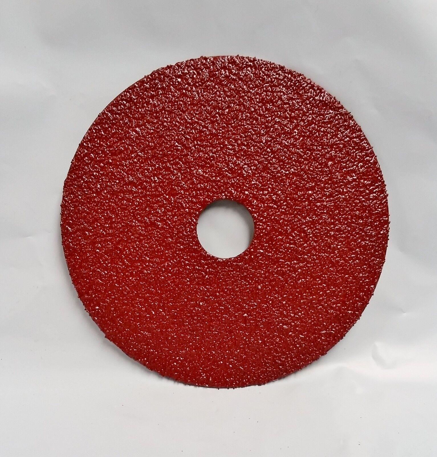 "36 Grit 7/"" x 7//8/"" Forney 71654 Sanding Disc"