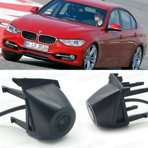 Details About 170 Front View Camera Car Grill Embedded Waterproof For Bmw 3 Series 2012 2017