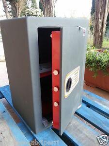 Domus ml7 logica 58x38x33 cassaforte elettronica mobile corazzato a pavimento ebay - Cassaforte a mobile casa ...
