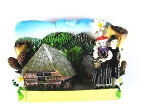 Selva-Negra-Casa-Iman-Selva-Negra-Poly-3D-Iman-Recuerdo-Germany-Nuevo