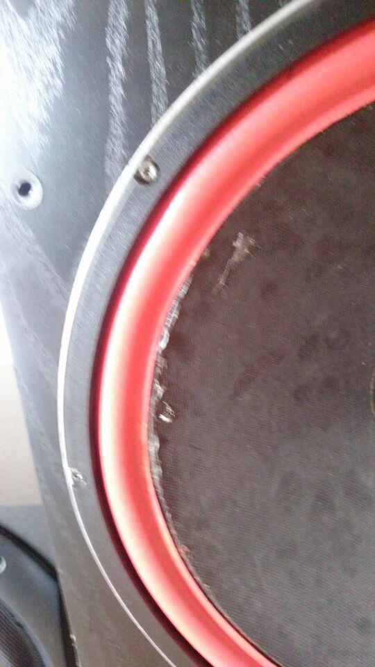 Højttaler, Cerwin Vega, DC 15 500w