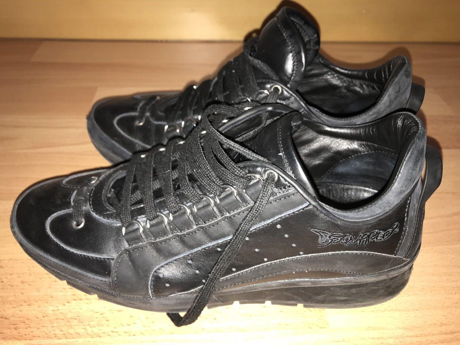 Dsquarosso2 551 nero scarpe da ginnastica Dimensione 41