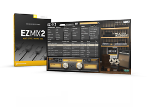TOONTRACK-EZMIX-2-MULTI-EFFECT-MIX-MIXING-SOFTWARE-TOOL-PLUG-IN-PC-MAC