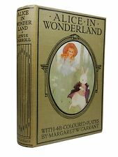 Alice's Adventures in Wonderland by Lewis Carroll, 1925, First Edition Thus