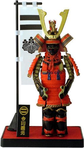 Authentic Samurai Display Figure Armor Series B-07 Imagawa Yoshimoto