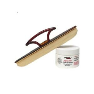 Image Is Loading Supernail Nail Buffing Cream 2oz With Chamois