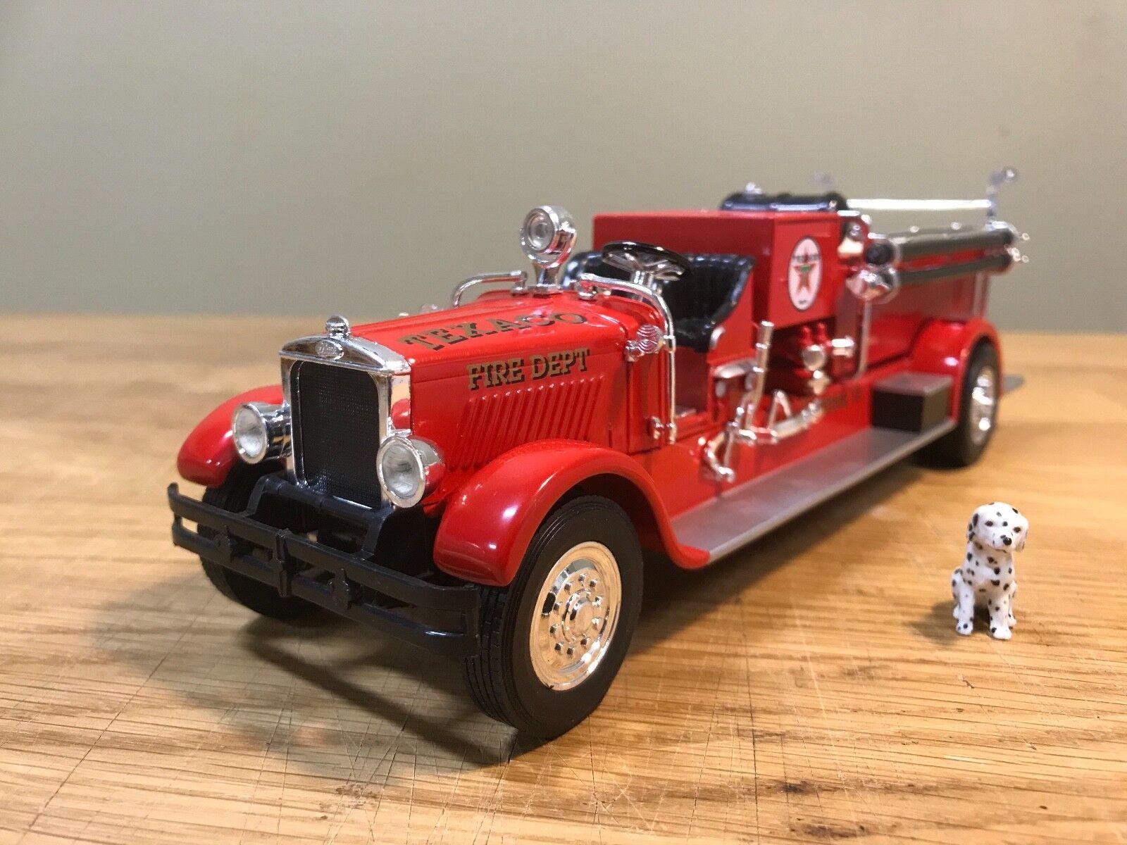 Texaco 1929 Mack Camión de Bomberos, tipo 90 autobomba - 15th en serie