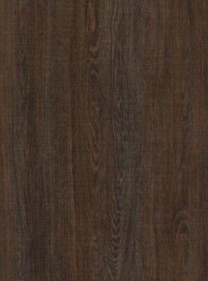 45cm Wide MARON DARK WOODGRAIN WOOD STICKY BACK PLASTIC SELF ADHESIVE VINYL WRAP