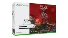Xbox One S 1TB Console - Halo Wars 2 Bundle (Game Download)