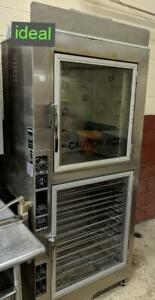 Nuvu Model OP-2FM Bake Oven with Proofer Canada Preview