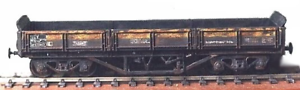 Cambrian-C15-OO-Gauge-BR-Turbot-Ballast-Wagon-Kit